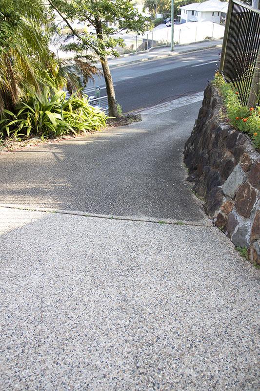 concrete driveway sealer - concrete driveway